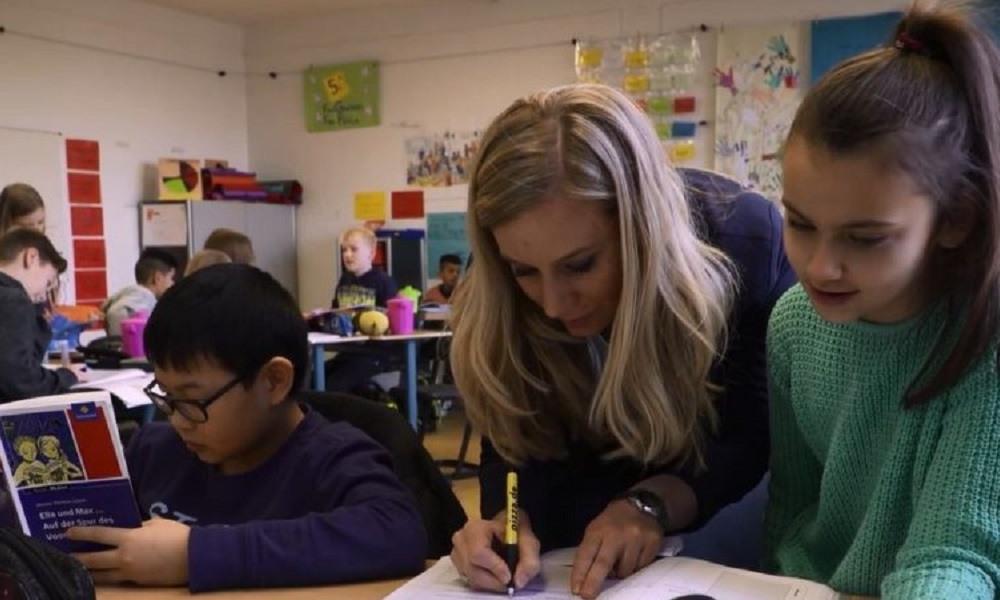 Global Teacher Prize recognises the world's best