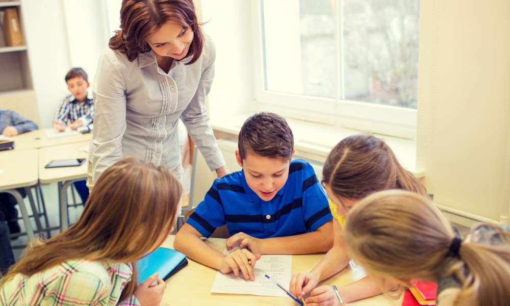 Teaching tips Volume 3: Behaviour management