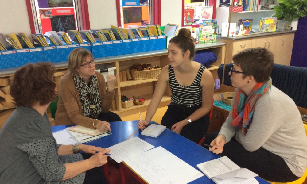 Creating a positive practicum experience