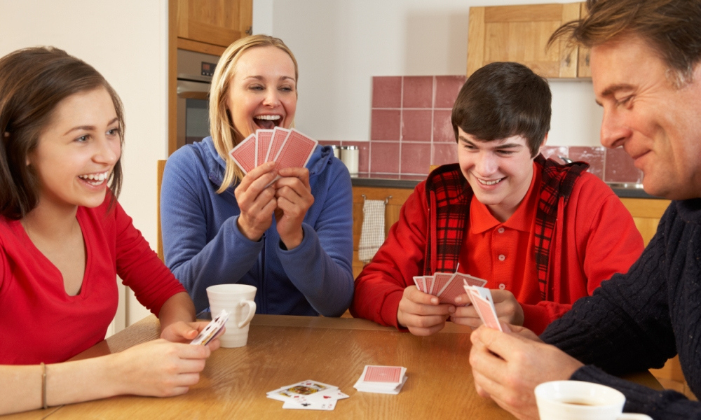 How family fun impacts student wellbeing