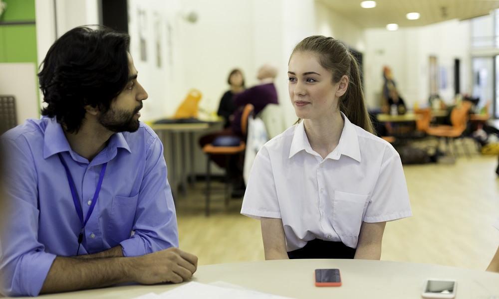 Siswa memantau pembelajaran mereka bersama Profesor Geoff Masters