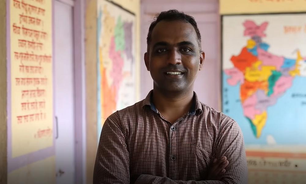 Primary school educator wins $1m Global Teacher Prize