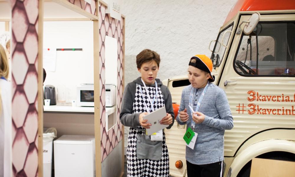 Global Education Episode 13: Entrepreneurship education in Finland