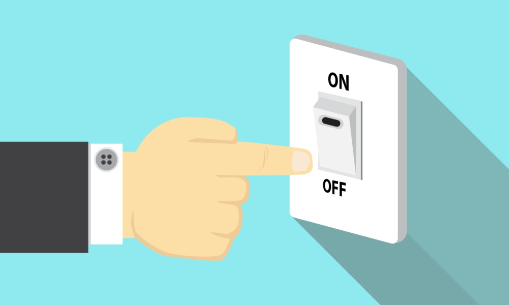 Why it's important to switch off from work