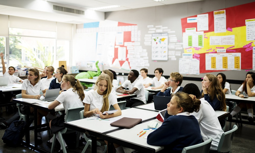 Teaching in contemporary learning spaces