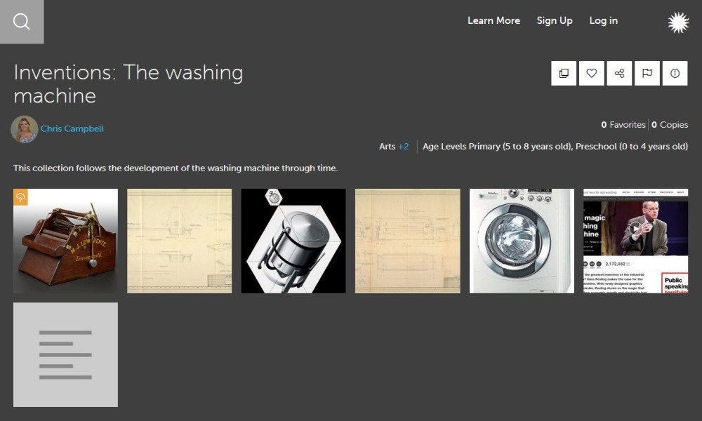 Digital resources – from consumer to curator