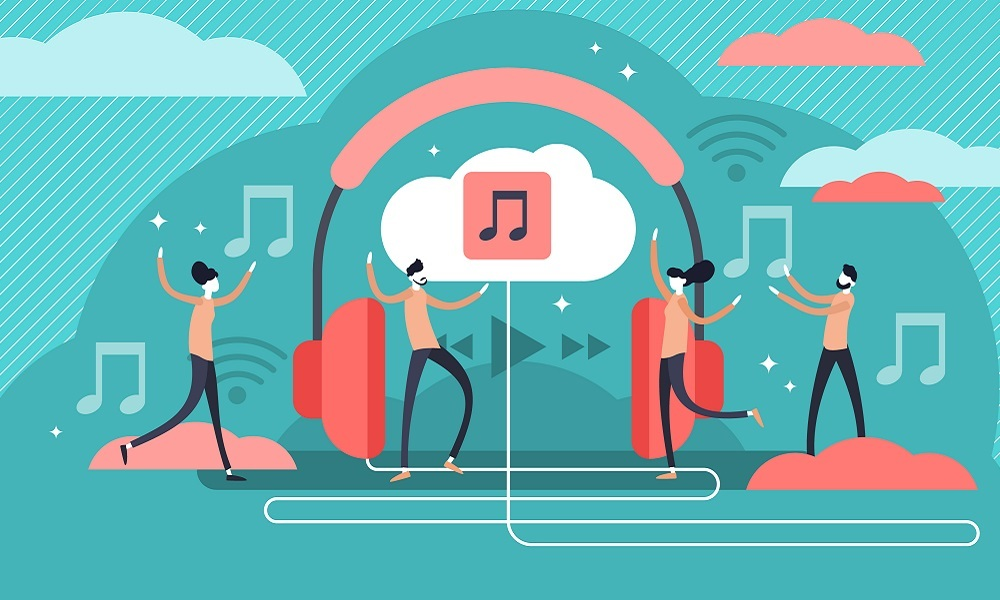 Listening to music to improve wellbeing