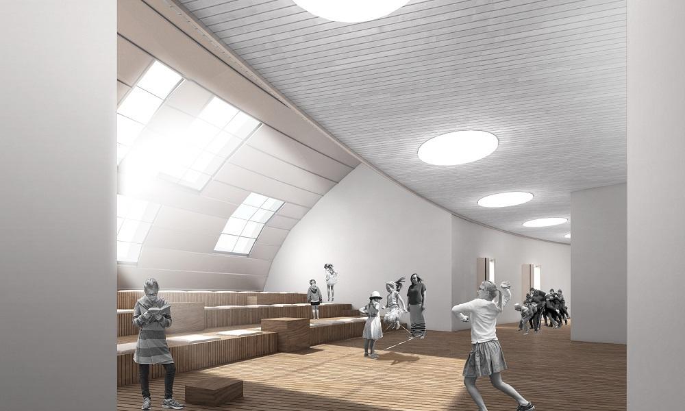 School architecture of the future