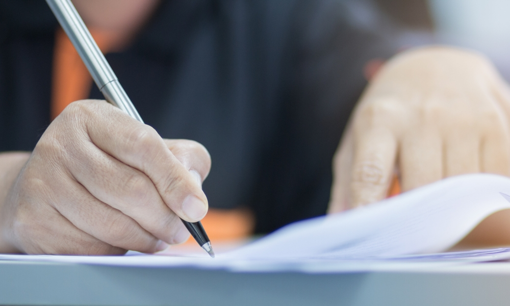 Marking exams is good PD, but not all teachers can access it