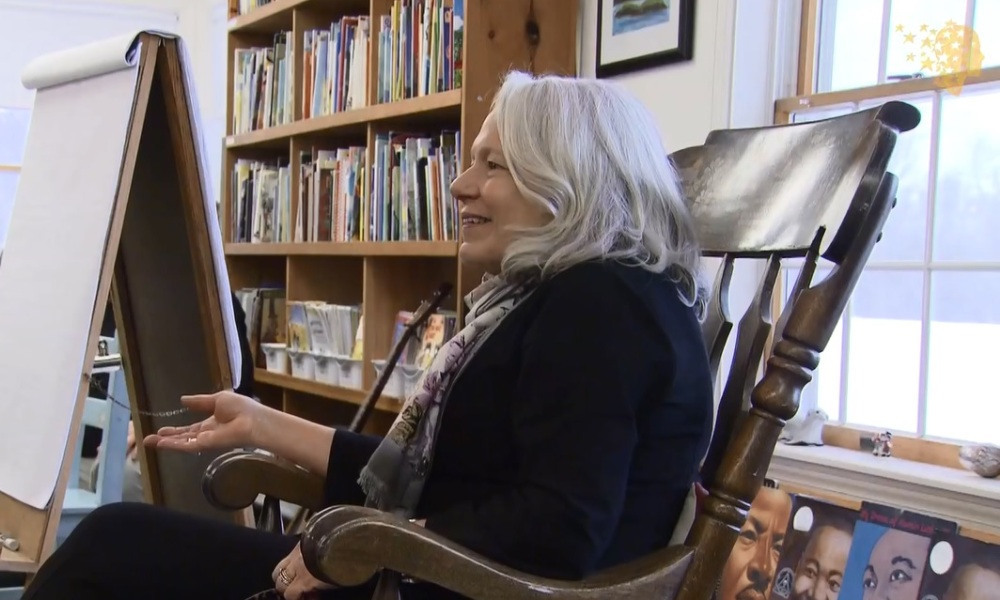 A special Q&A with Nancie Atwell
