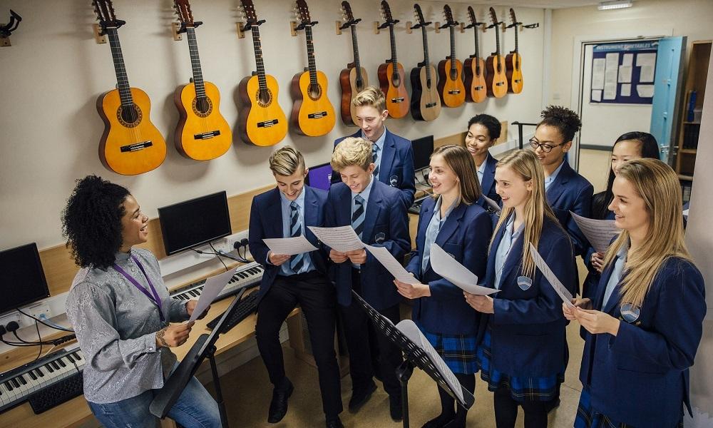 School Improvement Episode 31: Improving confidence in music teaching