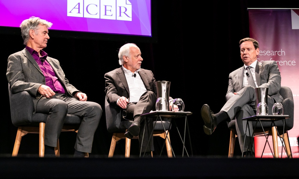 Podcast Special: John Hattie and Geoff Masters In Conversation