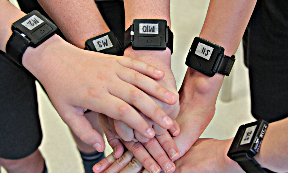 Wearable tech giving classroom insights