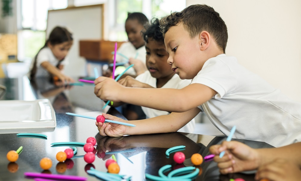 Targeting school readiness in the early years