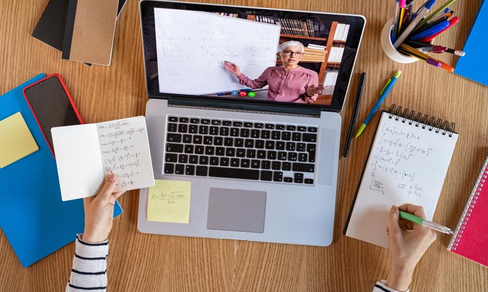 Teacher Staffroom Episode 14: Delivering remote learning