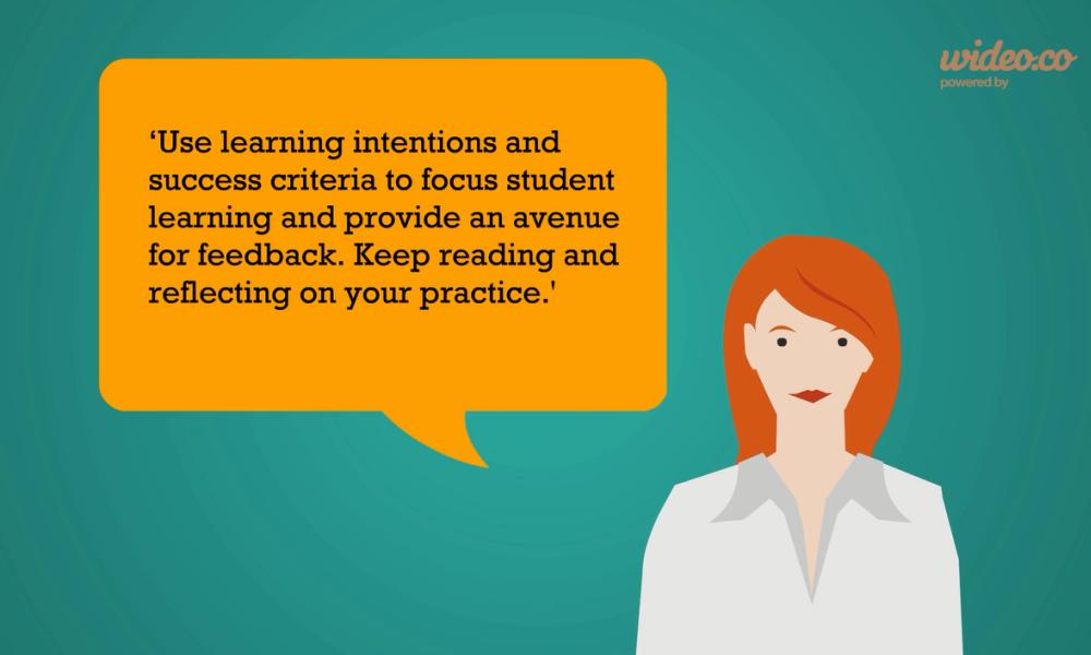 Teacher readers share advice: Part 2