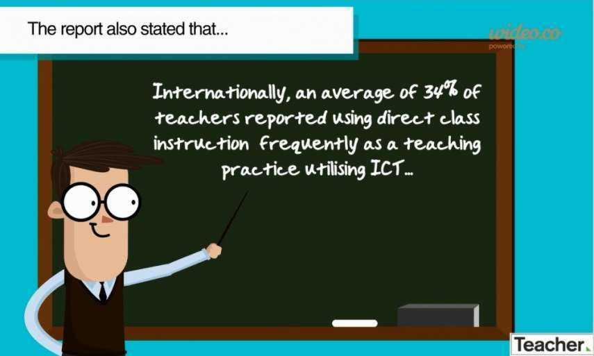 Teachers and ICT