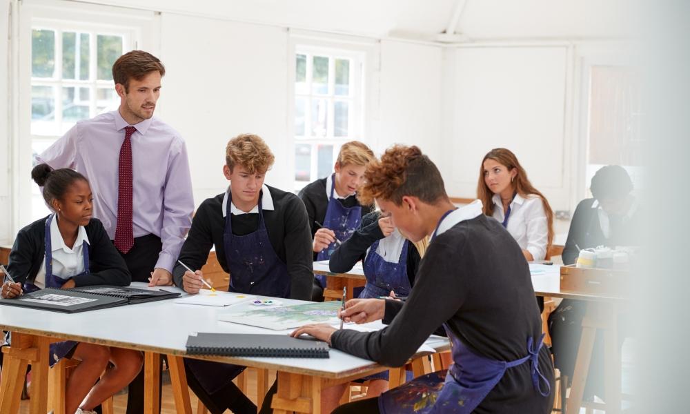 Assessing and teaching 21st Century skills