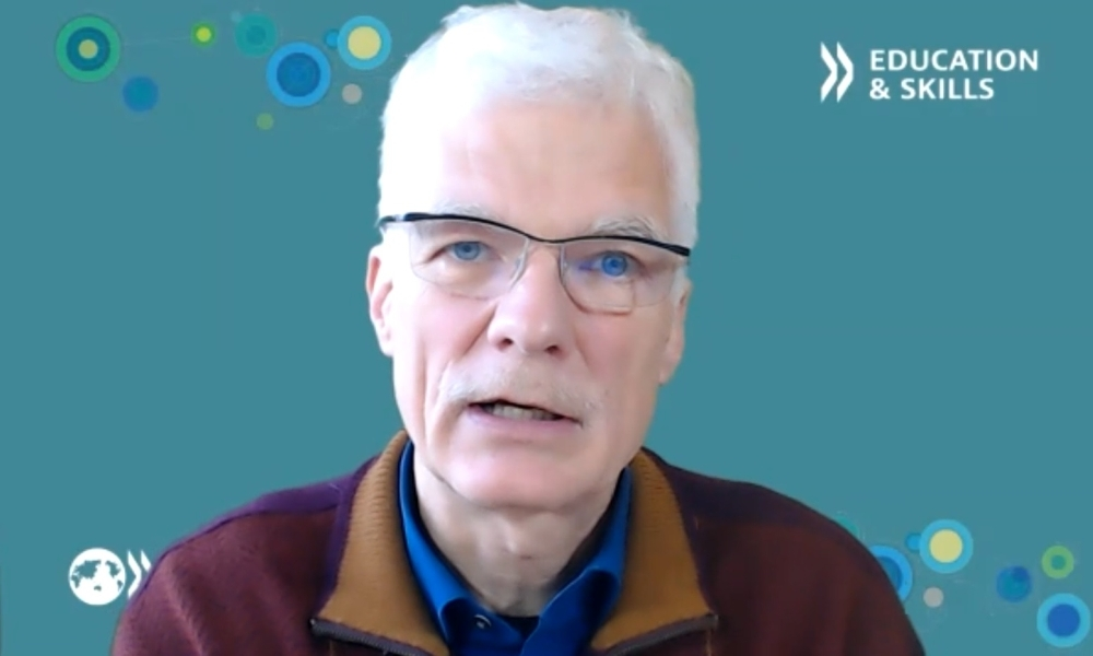 Video: Andreas Schleicher on how COVID-19 fundamentally changed the role of teachers