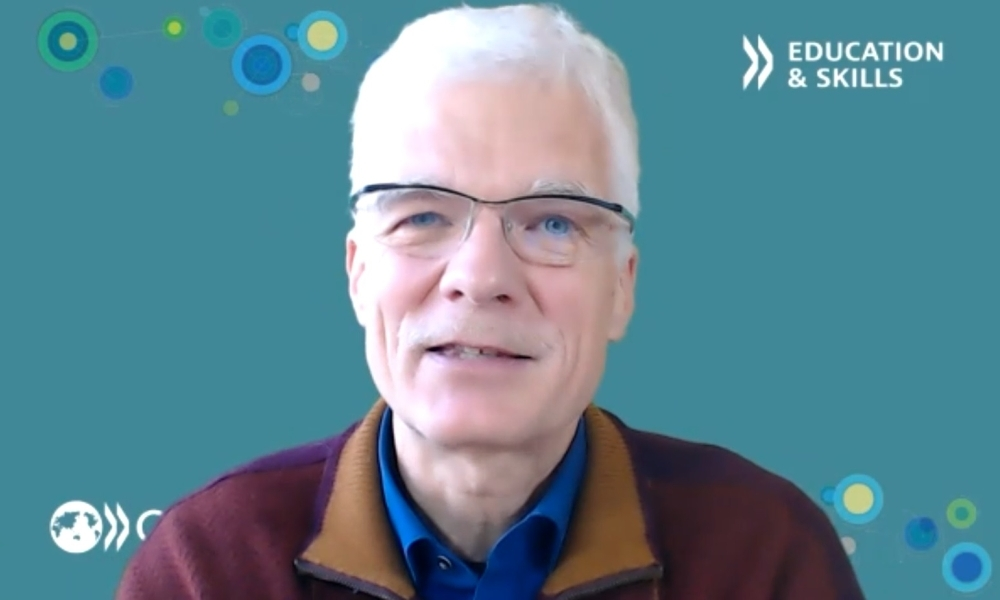Video: Andreas Schleicher on how education systems responded to COVID-19