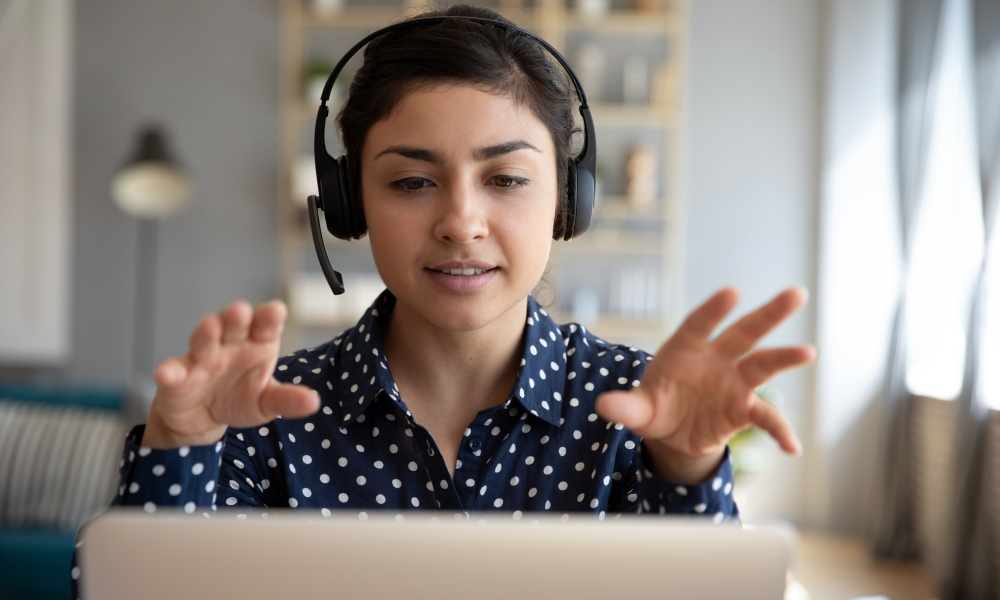 Vocal fatigue and online teaching
