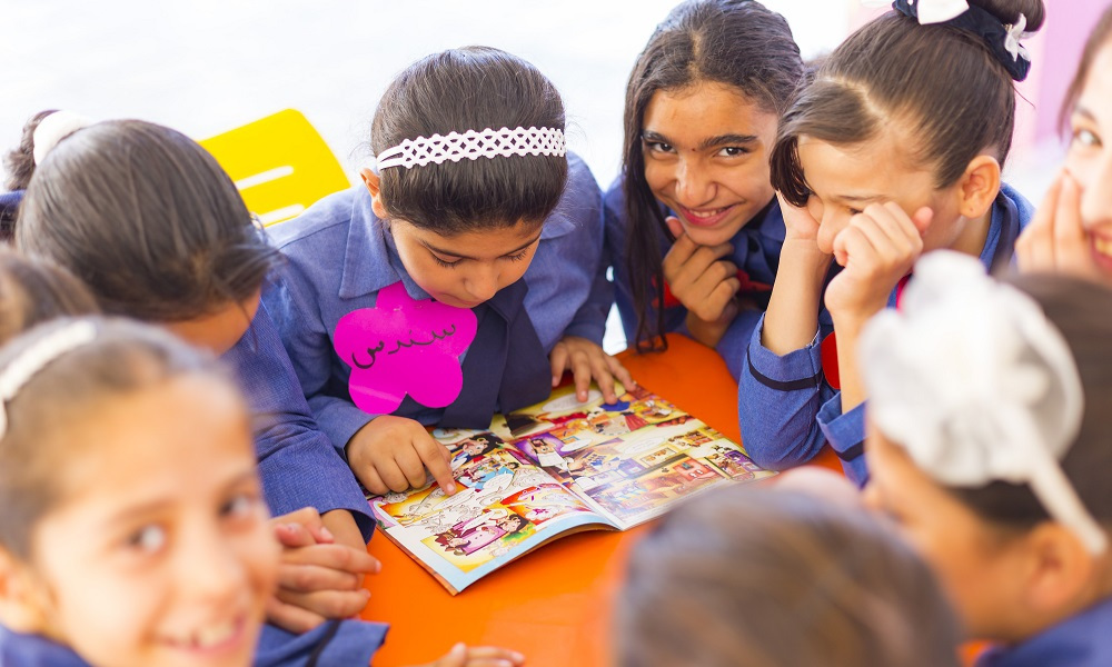 Innovative approaches to global education challenges