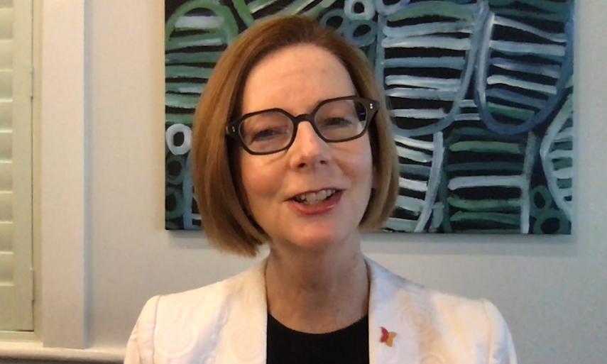 World Teacher's Day 2020: Julia Gillard thanks teachers for 'extraordinary efforts'