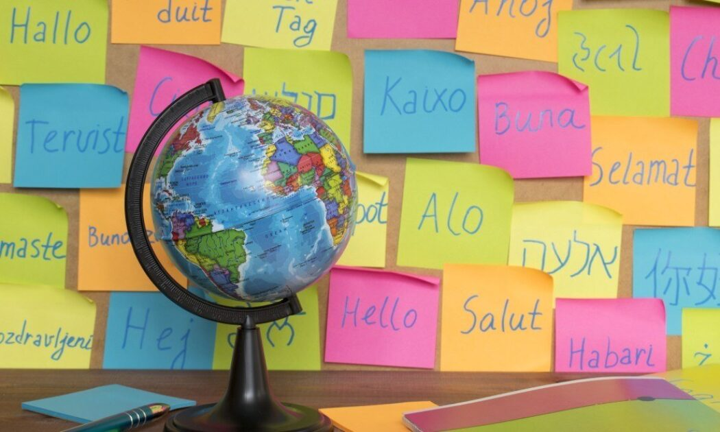 Multilingual You! cover image