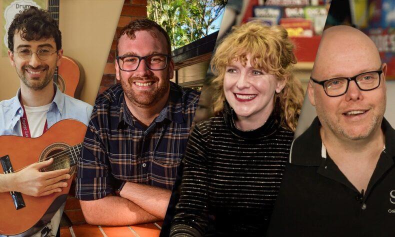 Australian music teachers making a difference