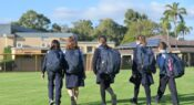 Back to school: Reestablishing face-to-face relationships and routines