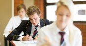 Assessing end-of-school attainment