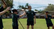 Indigenous perspectives in the curriculum: The science of spear-throwers