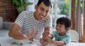 Preschool parents' confidence in fostering reading and maths skills