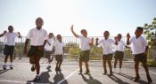 Making lessons more physically active