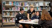 Teacher librarians and student literacy