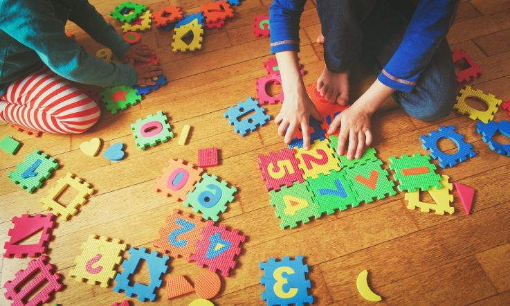 Early childhood: Fewer boys ready for school