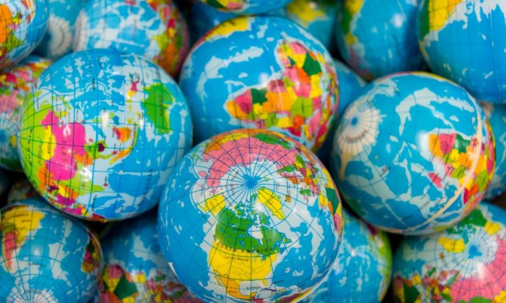 Assessing global competence