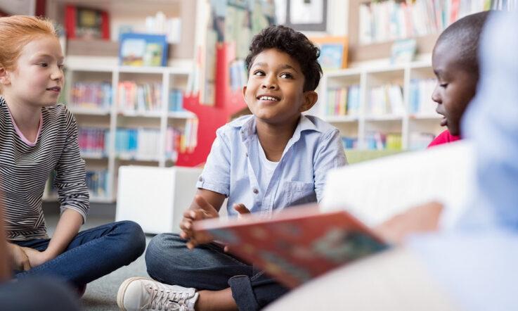 Culturally diverse children's books