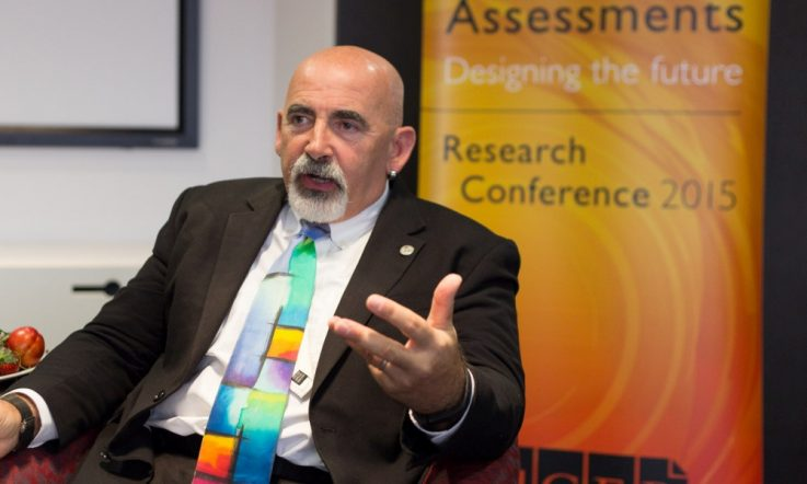 In conversation: Dylan Wiliam