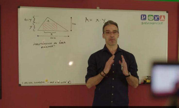 Global Teacher Prize: David Calle