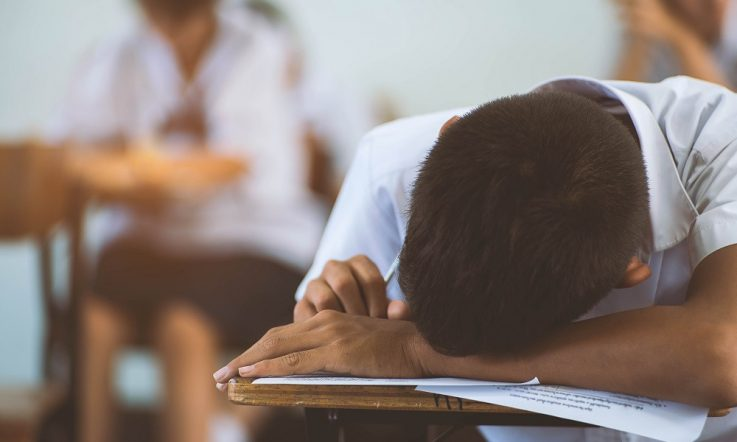 Sleep education improving student sleep habits