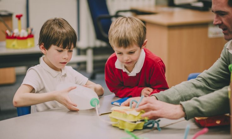 Integrating Arts and Science in the classroom