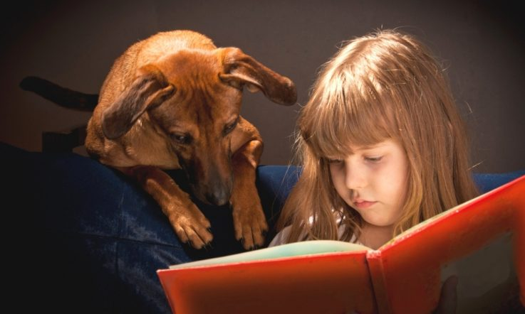 Reading aloud – not just for the early years
