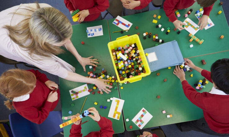 Learning through play – classroom examples