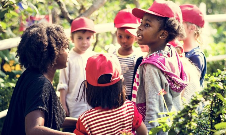 How can children learn through play at school?