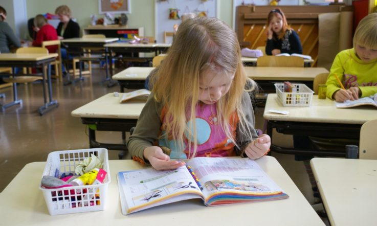 Changing parent perceptions of classroom practice