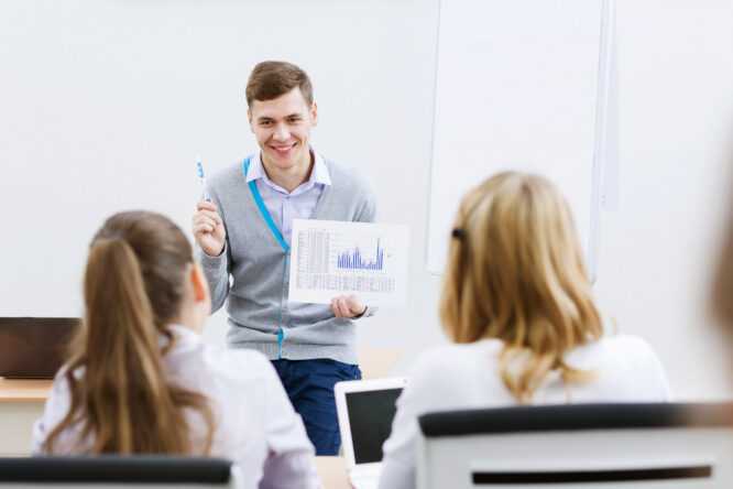 Raising the professional status of teaching