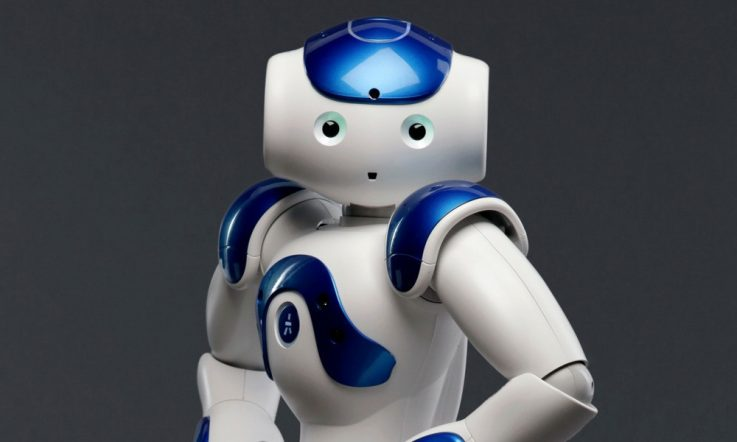 Teaching and learning with humanoid robots