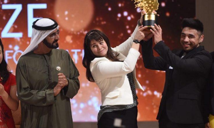 Canadian educator wins $1 million teacher prize