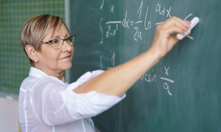 Scaling up and sustaining maths PD